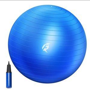 QUANFENG QF Blue 65cm Exercise / Yoga Ball